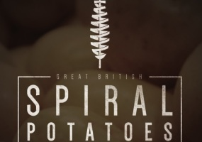 spiral potatoe